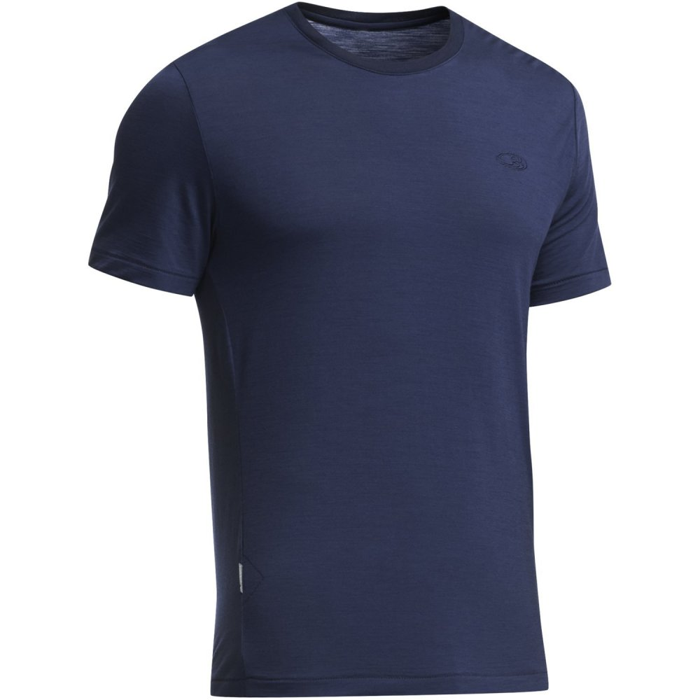 icebreaker-cool-lite-sphere-short-sleeve-crewe-top-mens-trail running gear