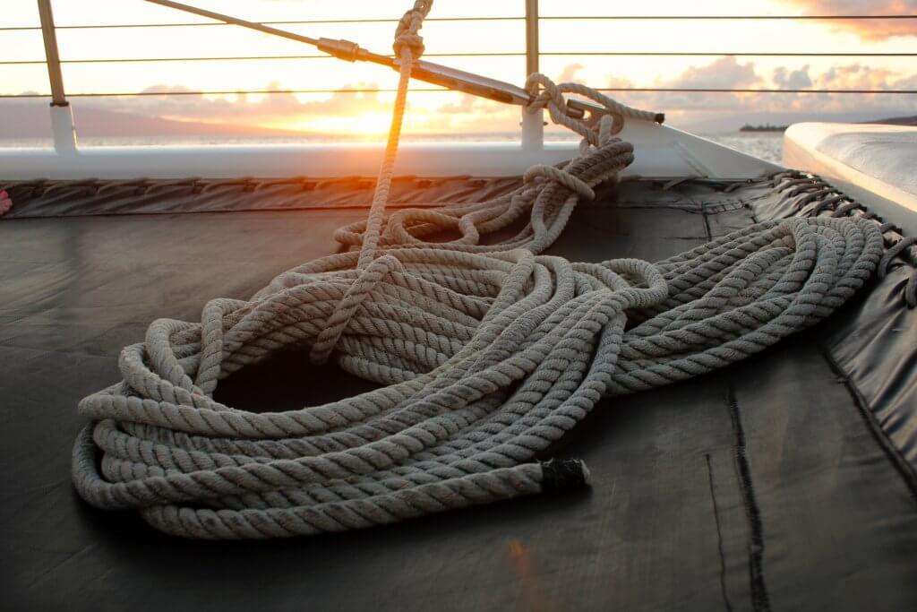 Take up Sailing