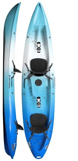 perception-gemini-tandem-kayak-sea-spray