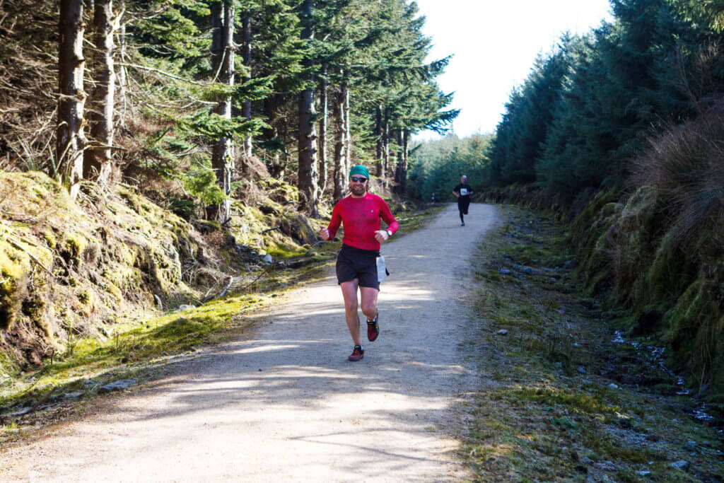 Don Hannon, Irish ultra runner