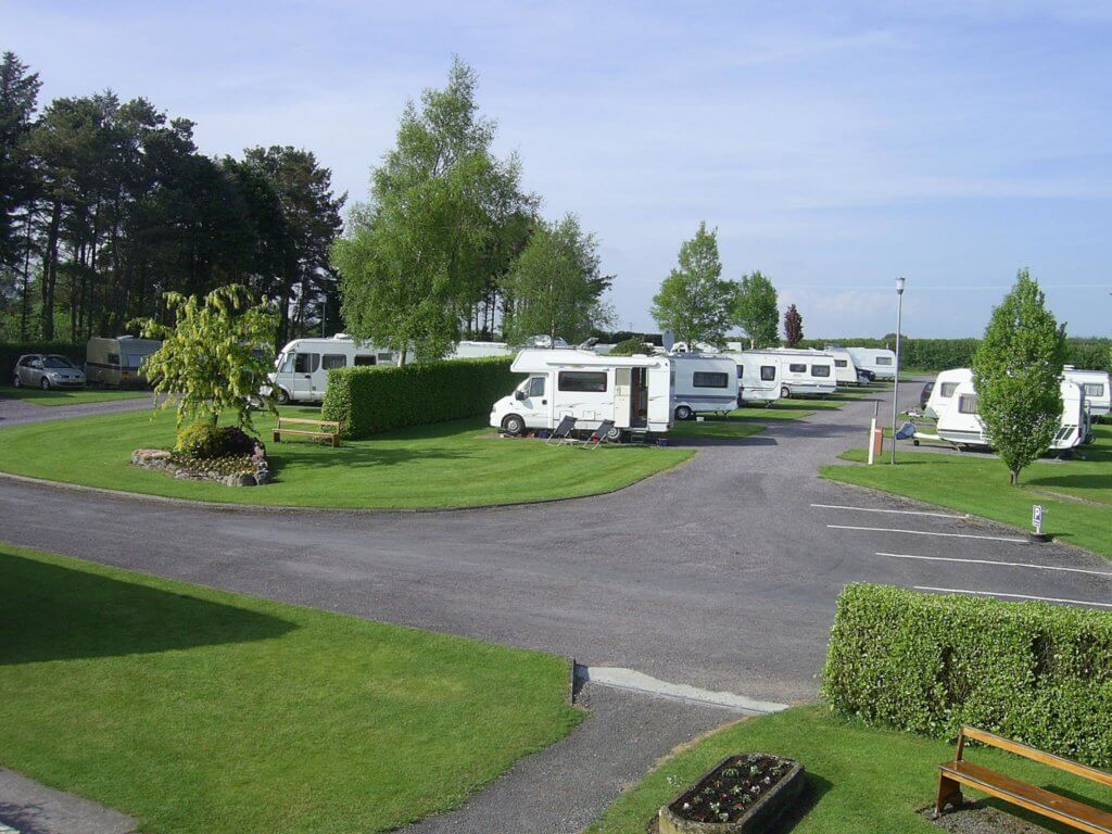 Book Motorhome Campsites & Campervan Sites in Bandon