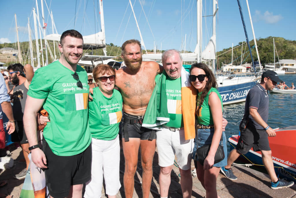 Damian Browne Rowing