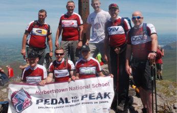 Pedal to Peak