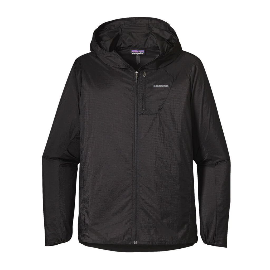 Windproof running jackets
