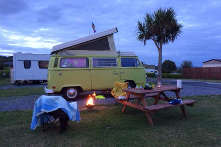 Camping in Cork
