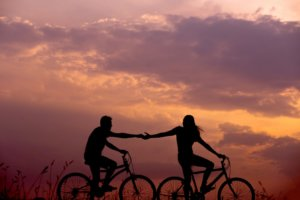 Speed Dating Cycling Event