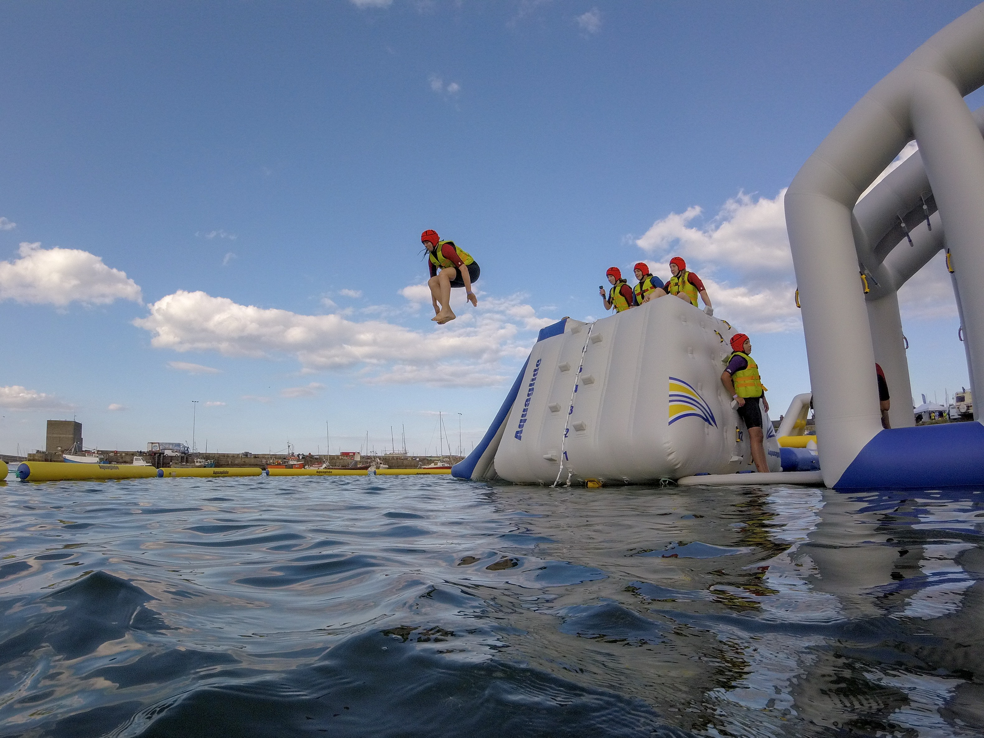 Diving into Summer, Outsider Style: Our Evening at Harbour Splash ...