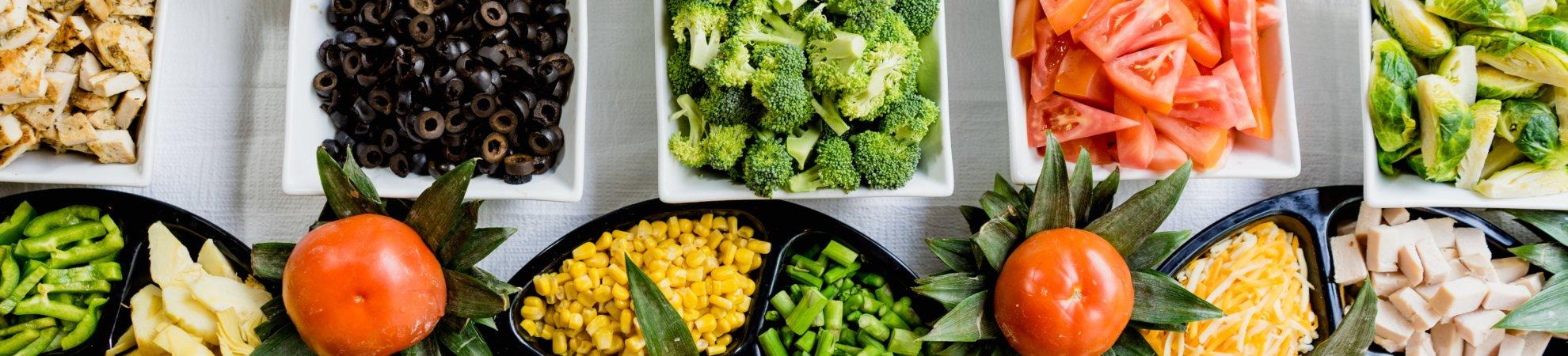 Easy vegan dinners