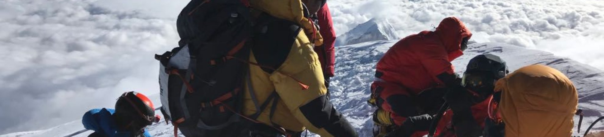 Irish Climbers K2 Summits