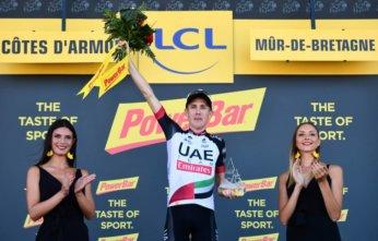 Dan Martin wins 6th stage of the Tour de France