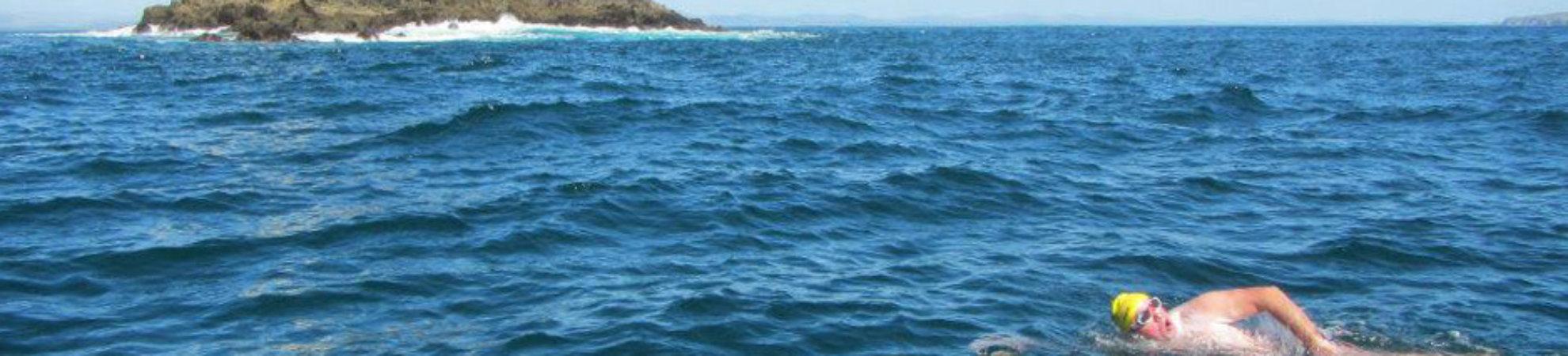 Stephen Redmond Fastnet Swim