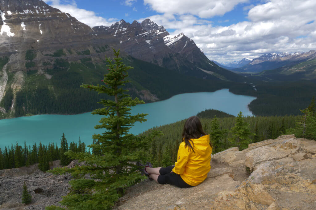The Rocky Mountains Lakes