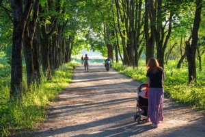 Best Buggy friendly walks Ireland