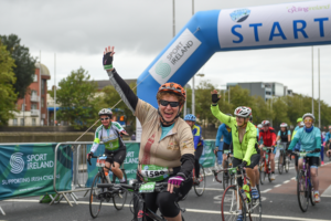 charity cycles ireland