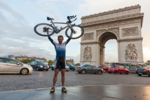 mark beaumont hard as nails