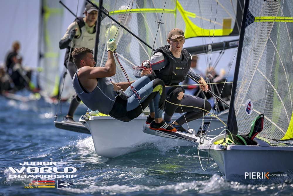 U23 Irish Sailing World Chamionships