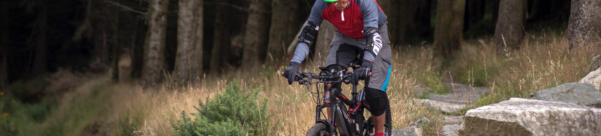 E-bike routes