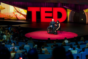 Mark Pollock Ted Talk