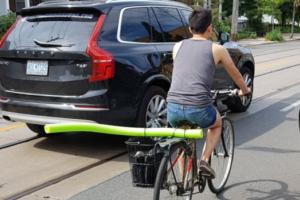 Pool Noodle Bike