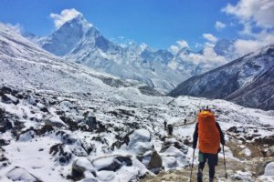 Scam on Everest