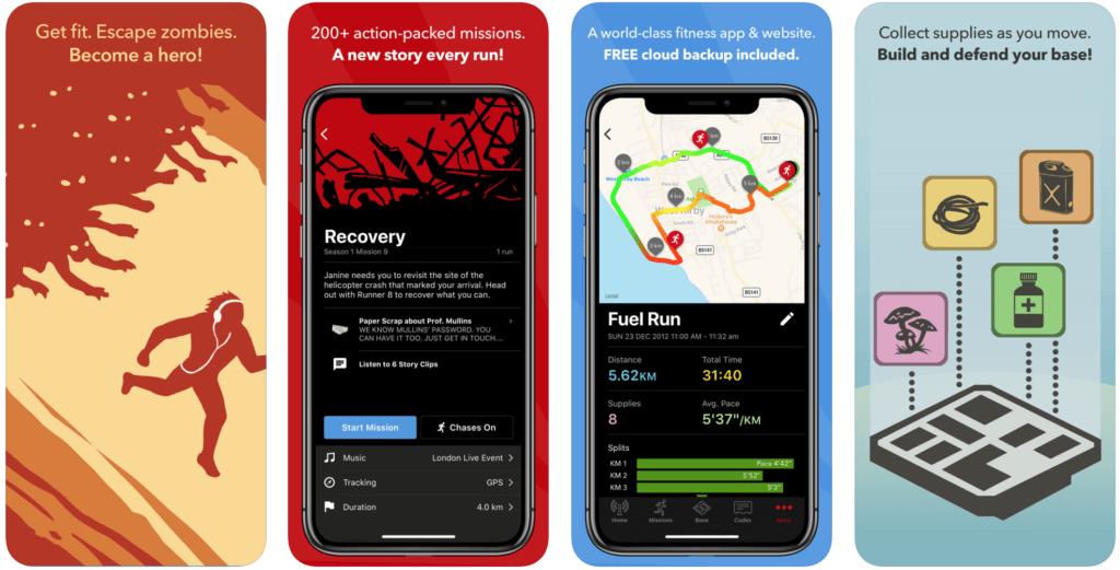 Beginner Running Apps