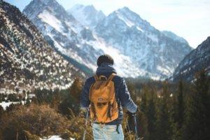 Multi Day Hiking training