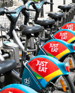 just eat dublinbike