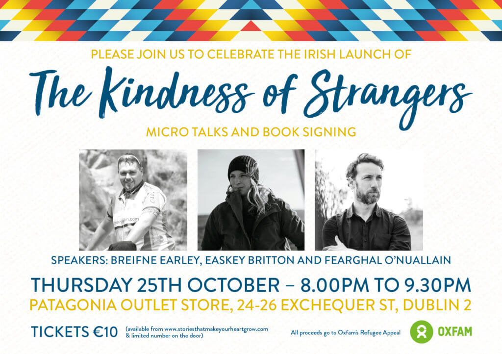 Kindness of Strangers Irish Book Launch