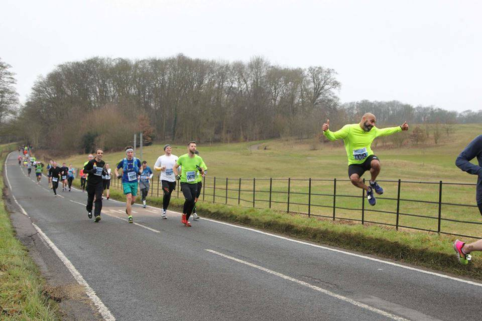 Running Events 2019
