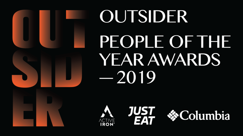 outsider awards 2018
