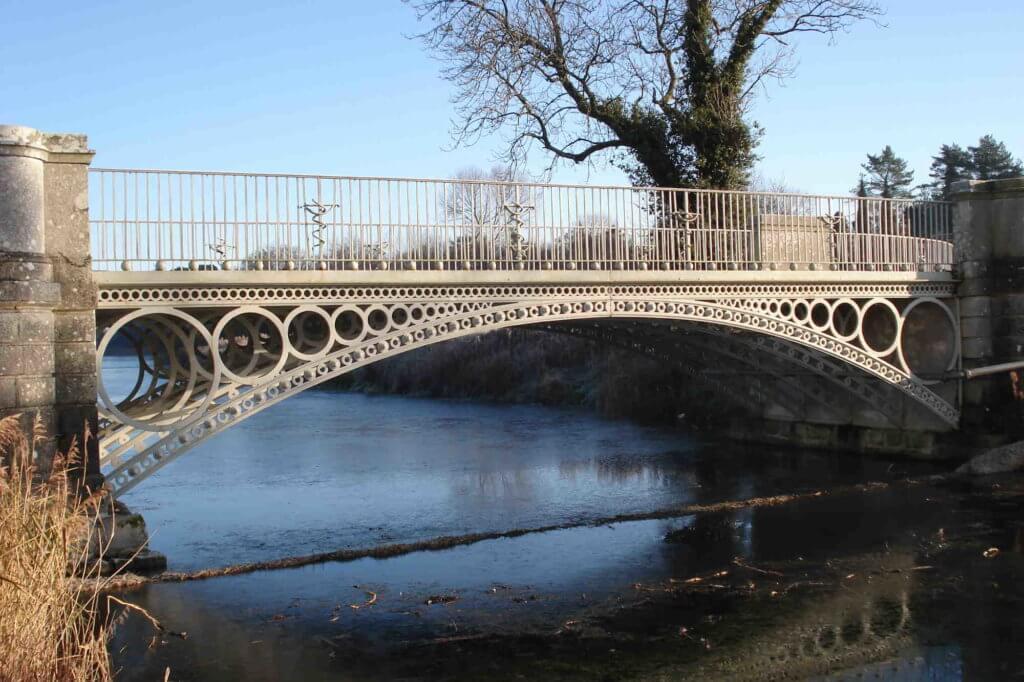 irelands ancient east looped walks oakparkbridge
