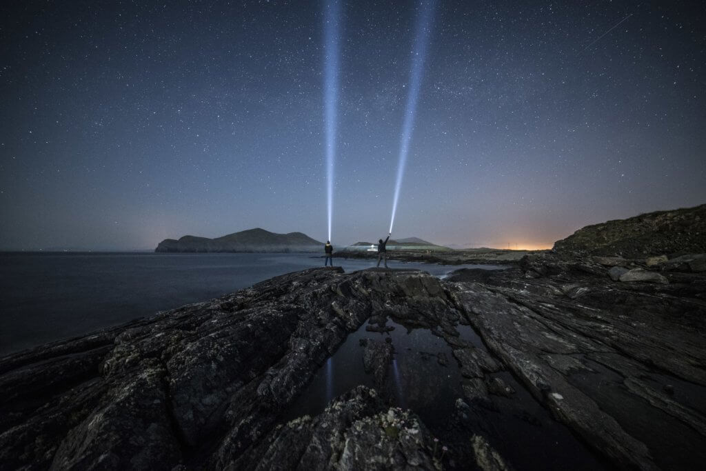 Beacon to the Stars Valentia Lighthouse Ian Carruthers-min