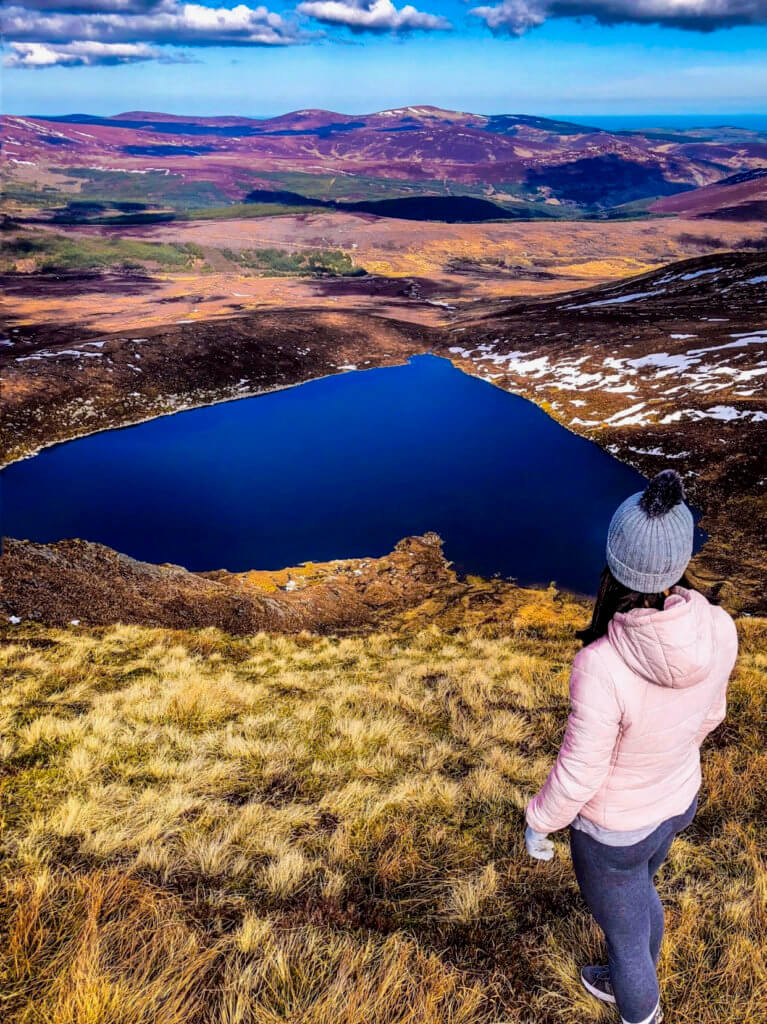 Elaine Doyle Ireland's Heart Shaped Lakes Wandering Irish Cailin