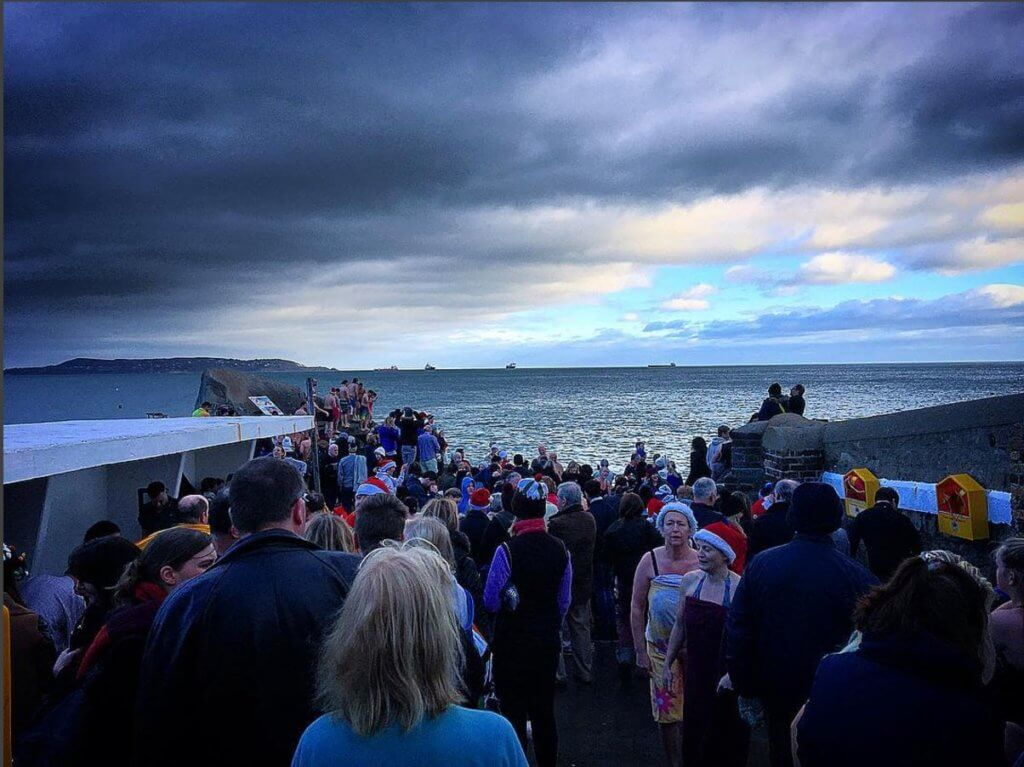 Christmas Swims Ireland