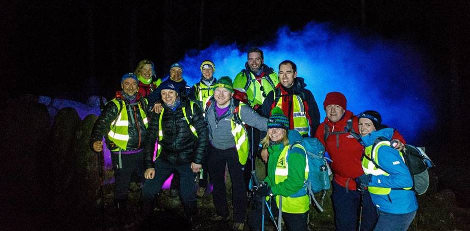 Night Hikes in Ireland