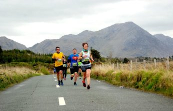 Road running races Ireland