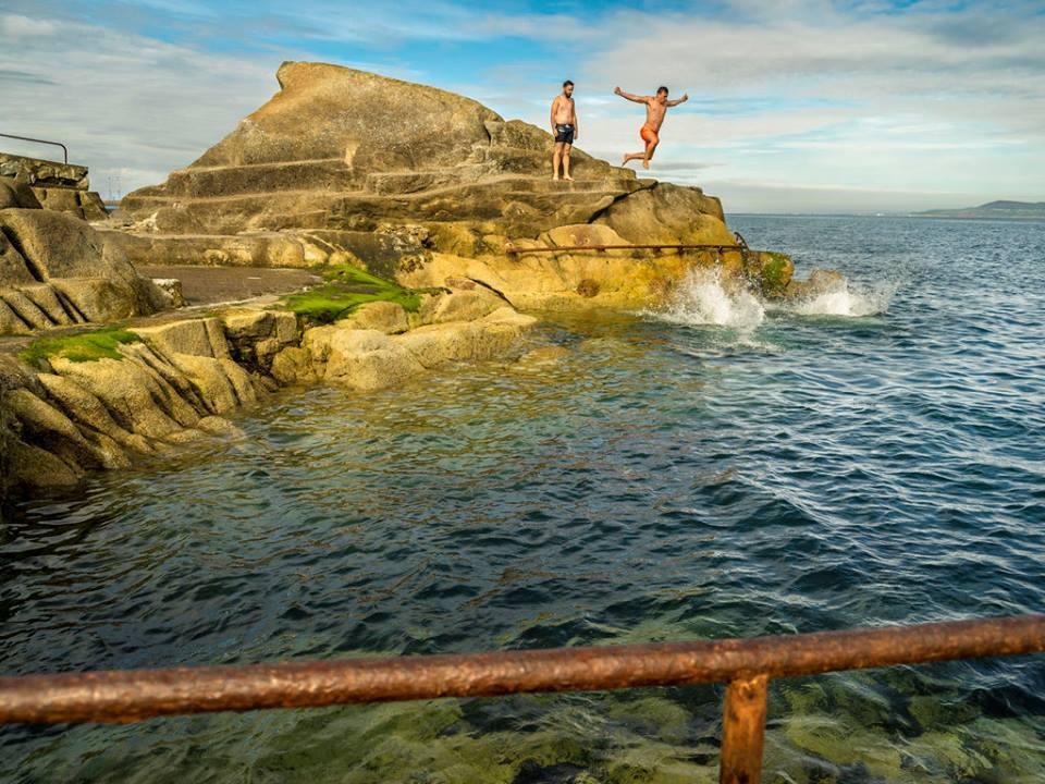 best swimming spots Ireland