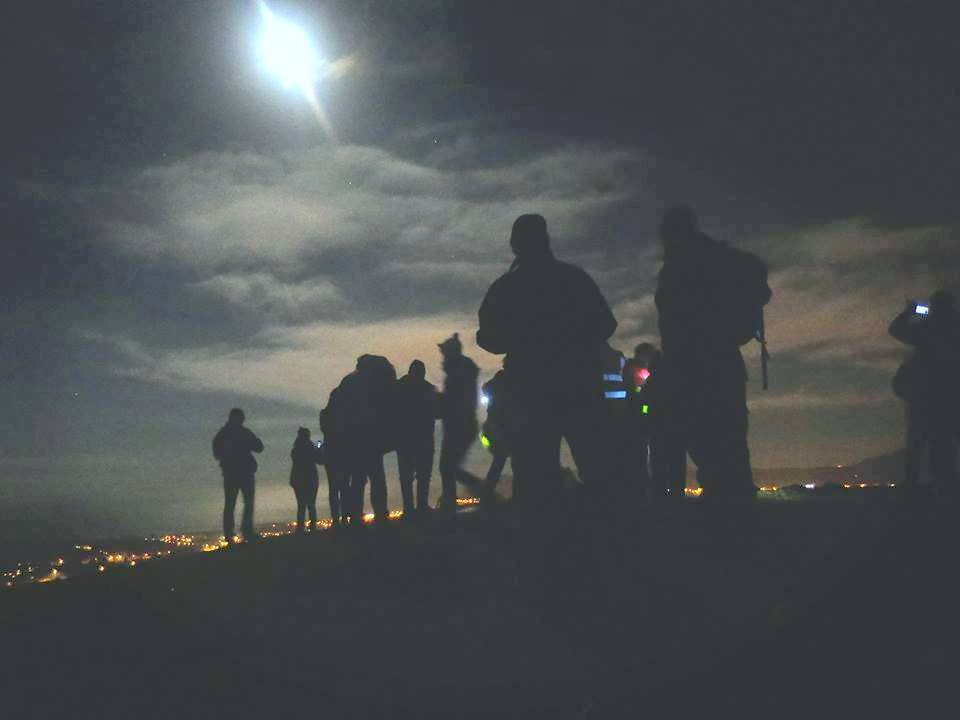 Night Hikes in Ireland