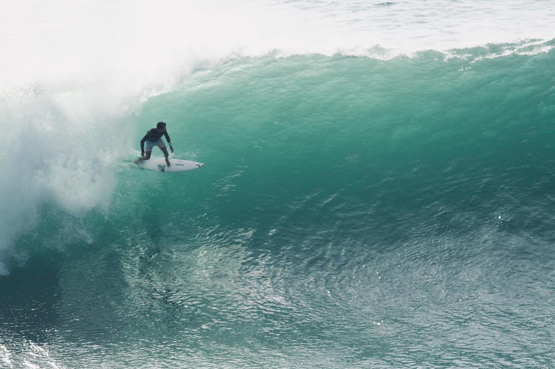 Winter surf destinations