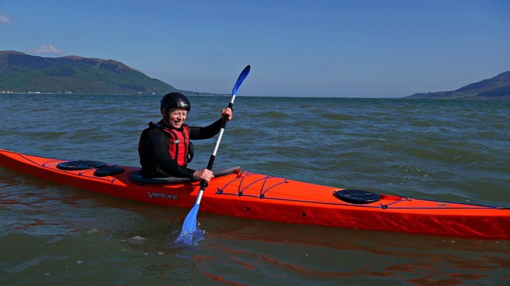 best activities mourne coastal route kayaking