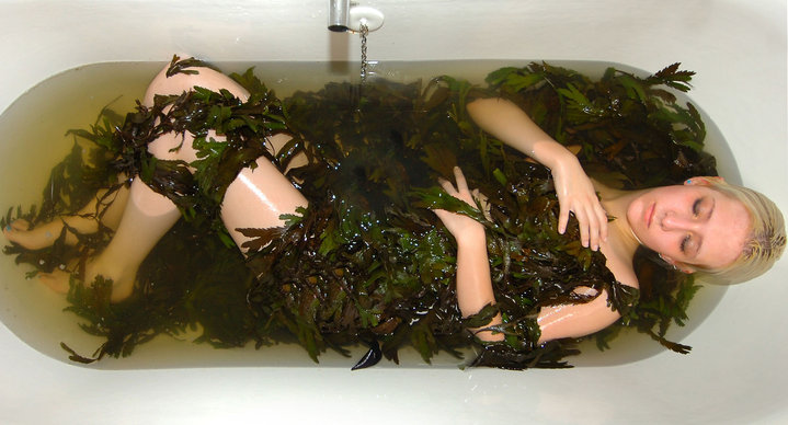 Soak seaweed baths mourne coastal route