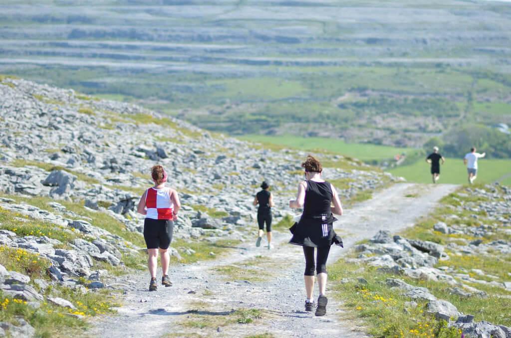 -Clare Burren Marathon Challenge