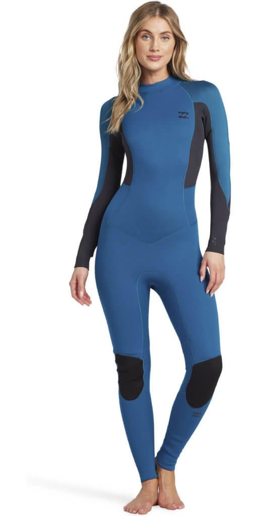 Billabong-Womens-Launch-Back-Zip-Wetsuit---Pacific