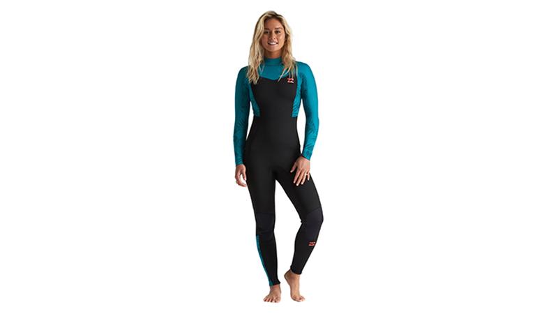 Billabongs women best value wetsuit