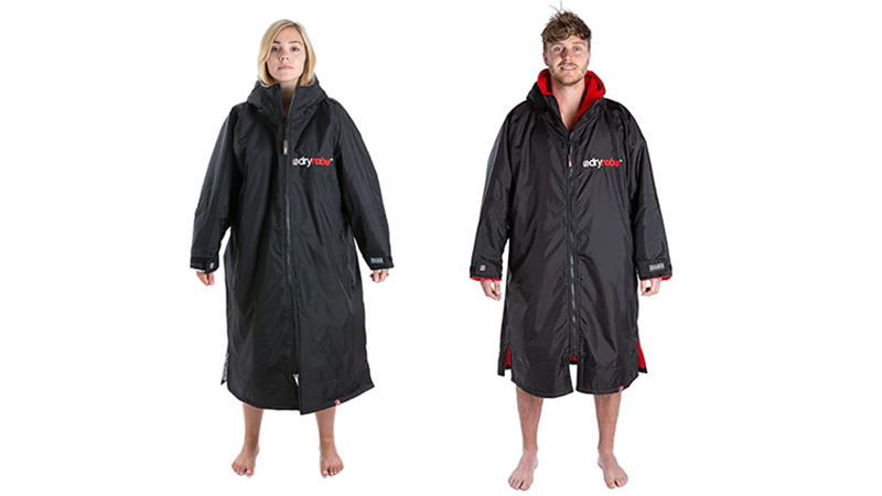 Open Water Swim Equipment dryrobes