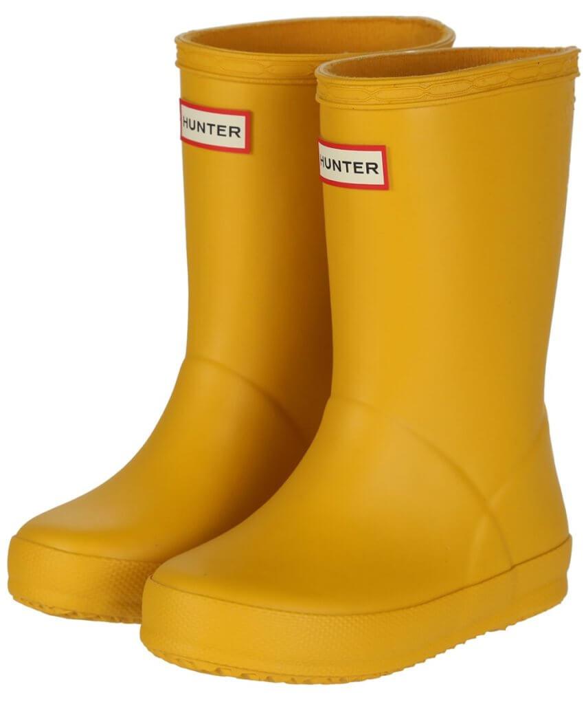 hunter kids original wellington boot